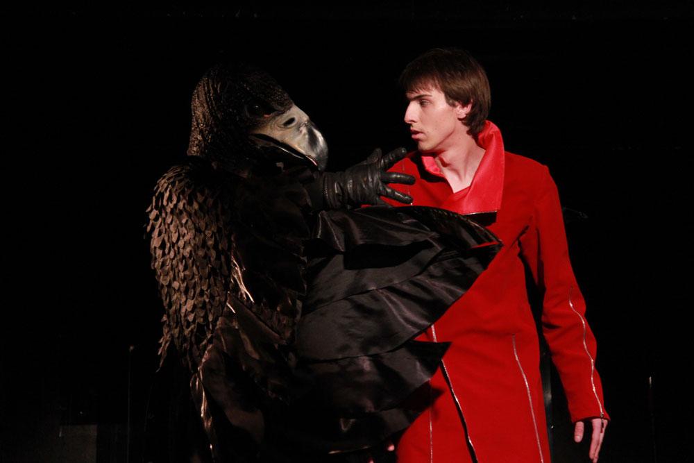 Премьера «Гамлета» состоится 30 января в Театре «Мел»